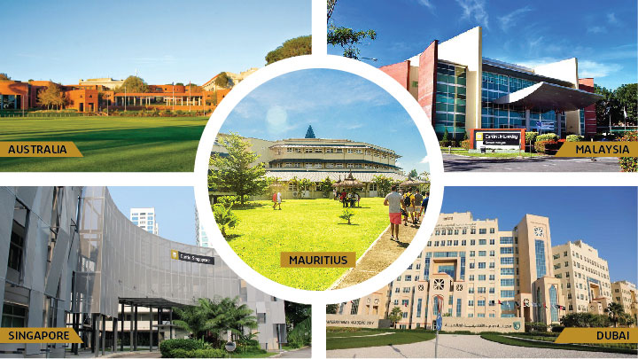 Curtin Mauritius Global University