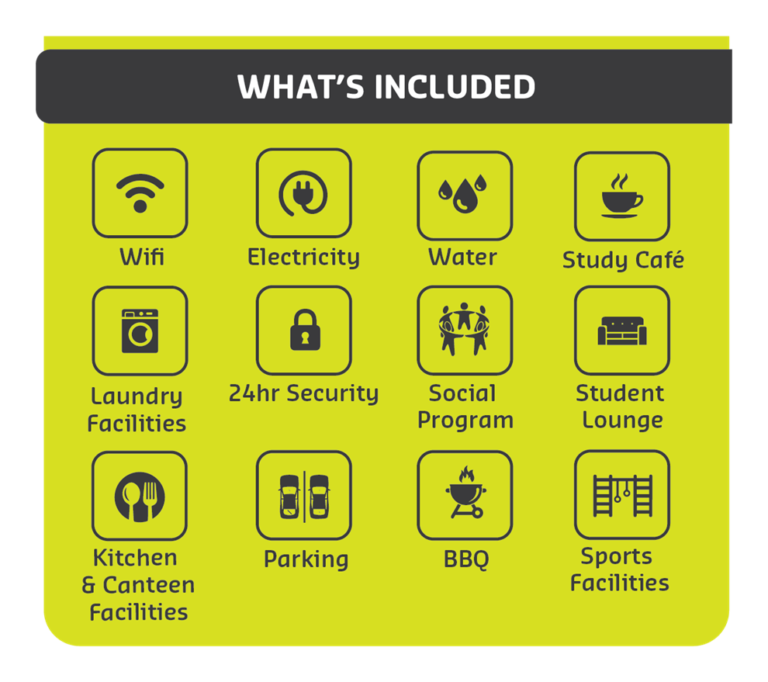 what's includent_student-accomodation-curtin-mauritius